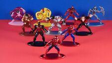 Jada Toys Spider-Man Nano Metalfigs Marvel Loose Figures New Wave