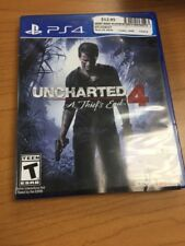 SONY Sony PlayStation 4 Game UNCHARTED 4 - A THIEF'S END - PS4 (EPJ008337)