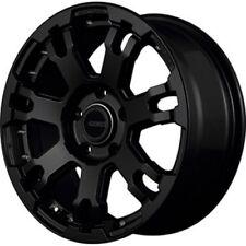 RAYS DAYTONA FDX F7 7.0J-17 +40 5x127 Black for Jeep Wheels set of 4 from JAPAN