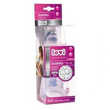 NEW Lovi Wide Neck Bottle Baby Infant Toddler (250ml)