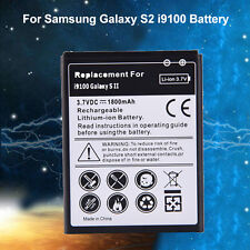 for Samsung Galaxy S2 Gt-i9100 Gt-i9003 S 2 II 3.7v 1800mah OEM Internal Battery