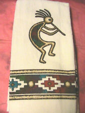 1 whole KOKOPELLI KITCHEN~BATH~SHOP~COTTAGE quality HAND TOWEL for craft or use