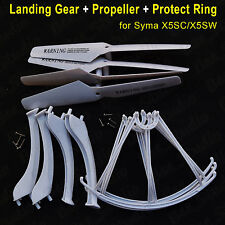 Landing Gear+Propeller+Protect Ring Spare Parts for Syma X5SC X5SW RC Quadcopter