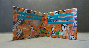 Handmade Duct Tape Wallet With Phineas And Ferb