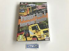 Transport Auto & Remorquage Simulator - PC - FR - Neuf Sous Blister
