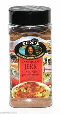 Tex's Jamaican Jerk Seasoning for All Meats 350g
