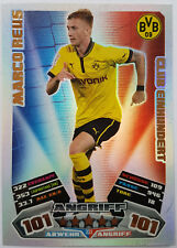 Match Attax 12/13 - 333 - MARCO REUS - Club Einhundert