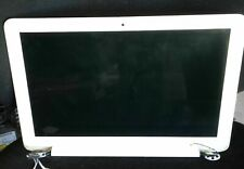 GENUINE APPLE MACBOOK 13 A1342 2009 2010 LCD SCREEN DISPLAY COMPLETE ASSEMBLY