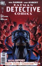 DETECTIVE COMICS  (1937 Series)  (DC) #853 VARIANT Near Mint Comics Book
