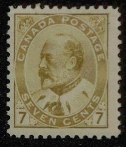 Canada, Sc# 92  M-VF-LH CV $225.00
