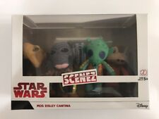 STAR WARS SCENEZ Plush MOS EISLEY CANTINA Aliens 2018 A New Hope stuffed figures