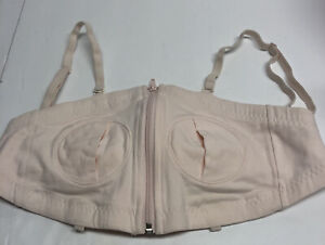 Simple Wishes Hands Free Pumping Bra Breast Pump Removable straps XS-L