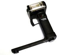 HANIMEX PRO 550 LZ 30 Din 21 Off-camera  bracket flash -  Tested working