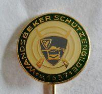 Wandsbek - Wandsbeker Schützengilde 1637 - Anstecknadel / Pin -