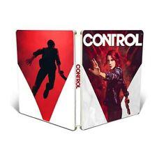 Control Steelbook - NEU - Custom - ! ohne Spiel !