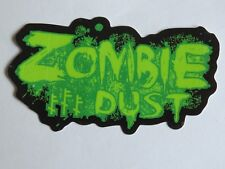 Beer Collectible STICKER: THREE FLOYDS Brewing Co Zombie Dust IPA ~ INDIANA