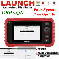 ABS Airbag Engine Check LAUNCH X431 PRO CRP123X OBD2 Code Reader Diagnostic Scan