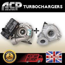 Set of Two Turbochargers for BMW 125d, 225d, 325d, 425d, 525d, X1, X5. 160 kW.