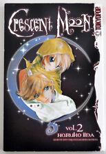 Crescent Moon Vol 2 Manga [English] by Haruko Iida; Takamura Matsuda (Paperback)