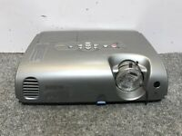 EPSON EMP-82 LCD Projector w Power Cord USED Missing Lamp