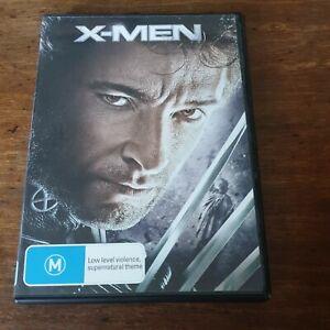 X-Men DVD R4 Like New! FREE POST