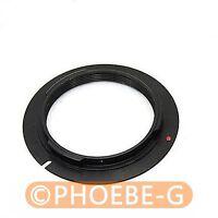 M42 Lens to Pentax PK KM K-M K-7 K-X K2000 K20D Adapter