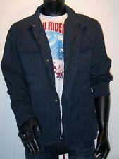 SIGNUM Leichte Jacke Übergangsjacke Größe XXL 2XL blau NEU Dickinson