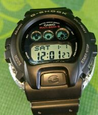 G-Shock Casio GW-6900 Tough Solar Black Resin Digital Watch Water Resist Men's