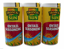 3 x Tropical Sun Oxtail Seasoning 100g