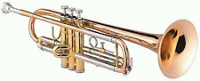 Jupiter TROMPETE 606MRL Bb,Goldmessing, + Mundstück+ Öl +Koffer,TOP Klangdynamik