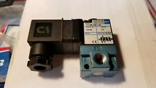 MAC Valve Solenoid 111B-291JA 220 V / 60 HZ ( 5.5 W ) VAC TO 150 PSI