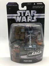 Star Wars Power Droid The Saga Collection 014 Battle of Hoth Hasbro 2006