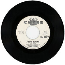 "TONY CLARKE  ""JOYCE ELAINE c/w YOU'RE A STAR""   DEMO    NORTHERN SOUL   LISTEN!"