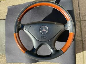 Mercedes-Benz R129 SL500 Burl wood complete with AB steering wheel Rare! SL600