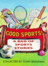 Good Sports!: Bag of Sports Stories,Tony Bradman, Jon Riley- 9780552542968