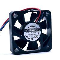 ADDA AD0412MB-G76 4010 40mm DC 12V 0.08A silent fan double ball bearing fan