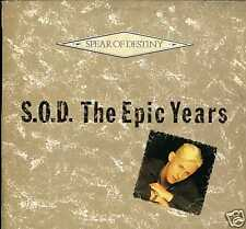 SPEAR OF DESTINY  -  S.O.D. The Epic Years    (LP)