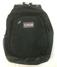JANSPORT Trans Black Backpack T30B