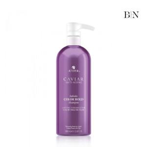 ALTERNA Caviar Infinite Color Hold Shampoo 1000ml + PUMP