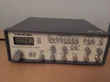 Wavetek 2mhz Sweepfunction Generator Model 19