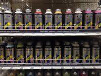 Motip Dupli Color Platinum Spray Dosen 400ml Acryllack Speziallack Glänzend