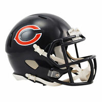 NFL Chicago Bears Riddell Revolution Speed Mini Helmet