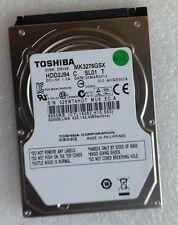 Hard Disk Drive HDD spares parts FAULTY TOSHIBA 320GB MK3276GSX HDD2J94