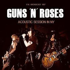 Guns N' Roses * Acoustic Session NY (CD, Feb-2016, Laser Media)