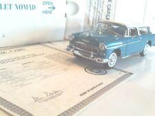 Danbury Mint 1955 Chevrolet Nomad - 1:24 die cast