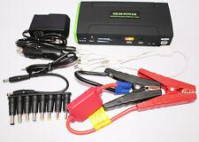 Emergency Auto Car Jump Starter Power Bank Battery Charger 30000mAh 12V 16V 19V