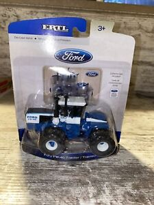 1/64th Scale Ford FW-40 Tractor 4wd Ertl Die-Cast