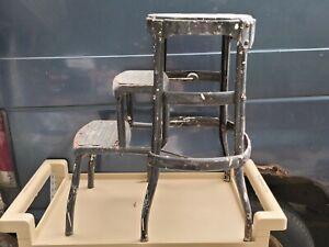 Vintage Cosco Folding Step- Step Stool