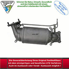 Honda Civic 2,2 Dieselpartikelfilter DPF Rußpartikelfilter Original 1
