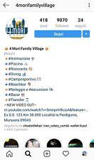 Gestione e crescita dei profili aziendali e privati su instagram